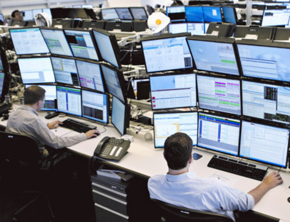 Working In A Proprietary Trading Shop